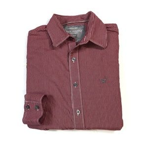 BF331 AE Vintage Fit Button Shirt XS